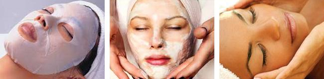 Velgørende ansigtsbehandling, der gør huden mere vital