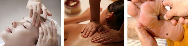 Fjern dine spændinger og stress med helende massage