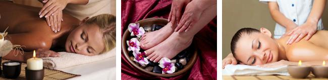 Luksus wellness med kropsbehandlinger på 2,5 timer